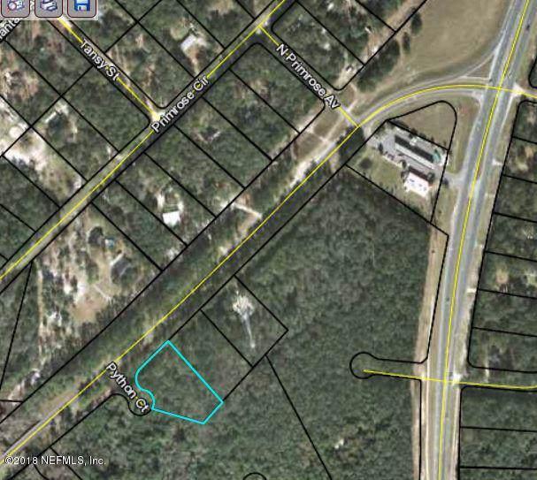 2944 Python Ct, Middleburg, FL 32068 (MLS #1020191) :: CrossView Realty