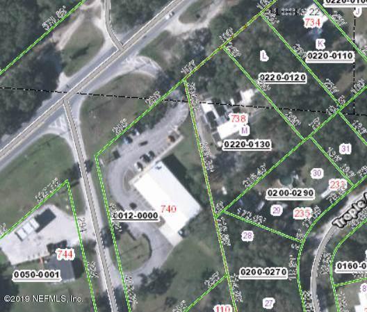 738 S Highway 17, Satsuma, FL 32189 (MLS #1020315) :: Sieva Realty
