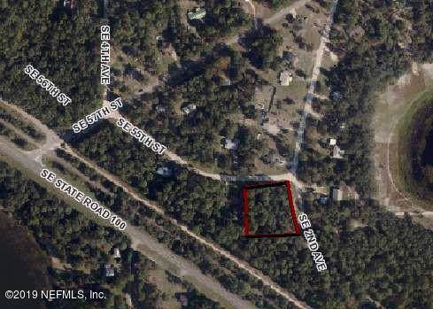 00 SE 55TH St, Keystone Heights, FL 32656 (MLS #1020442) :: Sieva Realty