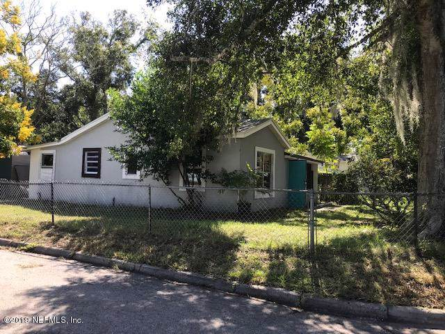 25 Nesmith Ave, St Augustine, FL 32084 (MLS #1020446) :: Berkshire Hathaway HomeServices Chaplin Williams Realty