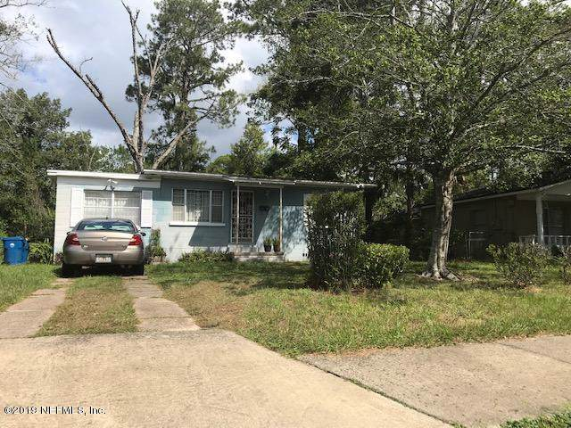 2455 Lantana Ave, Jacksonville, FL 32209 (MLS #1020534) :: Memory Hopkins Real Estate
