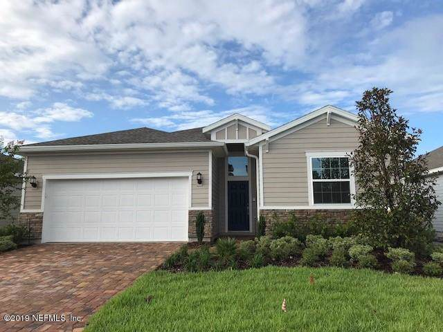 322 Stone Arbor Ln, St Augustine, FL 32086 (MLS #1021185) :: Noah Bailey Group