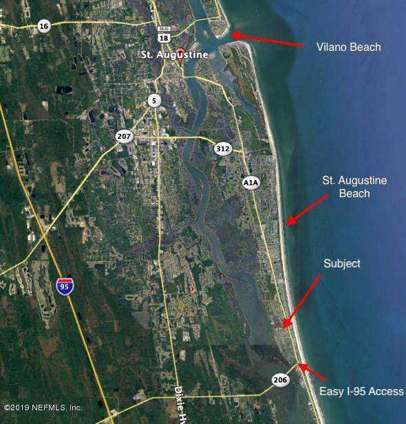 221 Barco Rd, St Augustine, FL 32080 (MLS #1021348) :: Summit Realty Partners, LLC