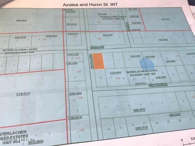 0 Azalea And Huron St, Interlachen, FL 32148 (MLS #1021732) :: The Hanley Home Team