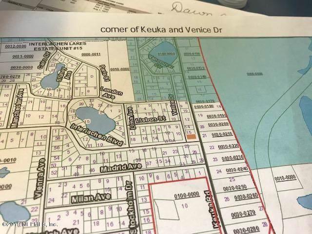 00 Keuka And Venice Dr, Interlachen, FL 32148 (MLS #1021749) :: EXIT Real Estate Gallery