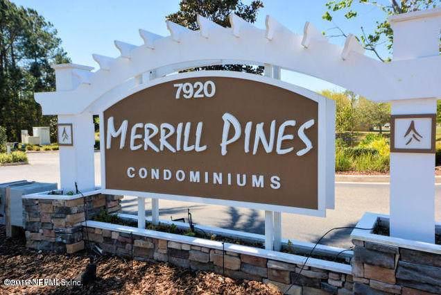 7920 Merrill Rd #610, Jacksonville, FL 32277 (MLS #1022348) :: EXIT Real Estate Gallery