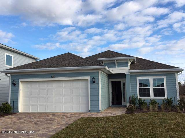 332 Stone Arbor Ln, St Augustine, FL 32086 (MLS #1024691) :: Noah Bailey Group