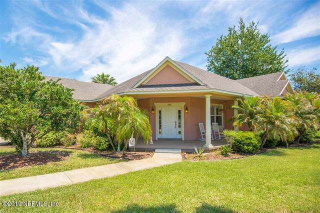 285 Moses Creek Blvd, St Augustine, FL 32086 (MLS #1024940) :: Sieva Realty