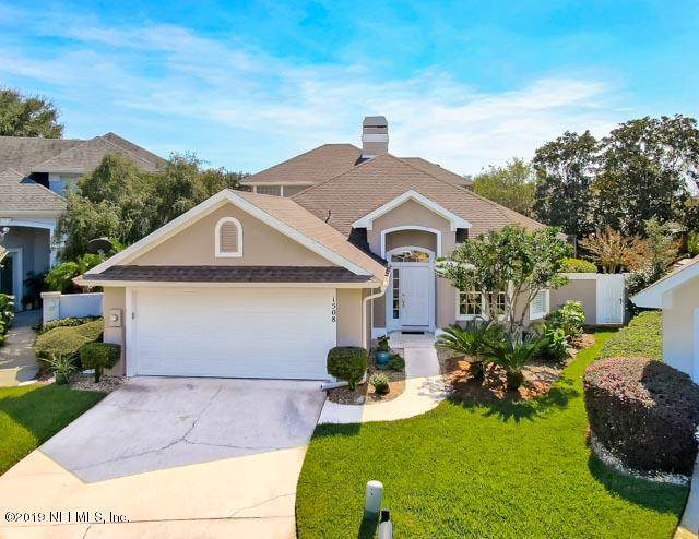 1508 Birkdale Ln, Ponte Vedra Beach, FL 32082 (MLS #1027082) :: The Volen Group | Keller Williams Realty, Atlantic Partners