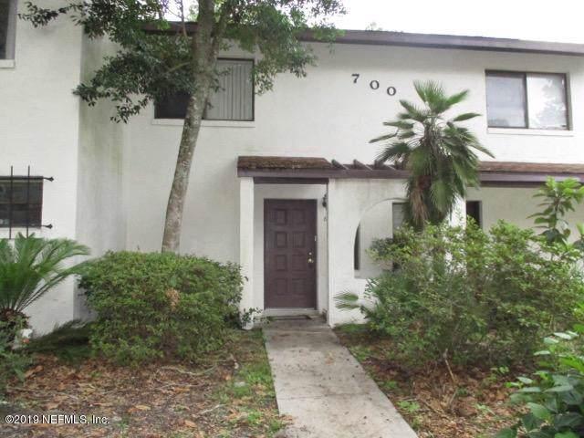 2635 SW 35TH Pl #706, Gainesville, FL 32608 (MLS #1027486) :: Memory Hopkins Real Estate