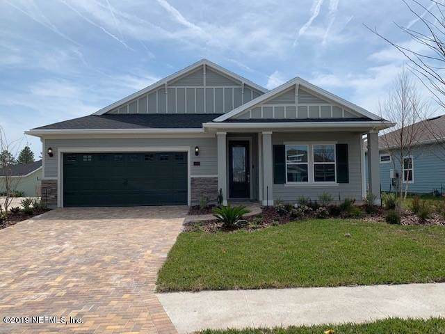 158 Laurel Gate Ln, St Augustine, FL 32092 (MLS #1027874) :: The Hanley Home Team