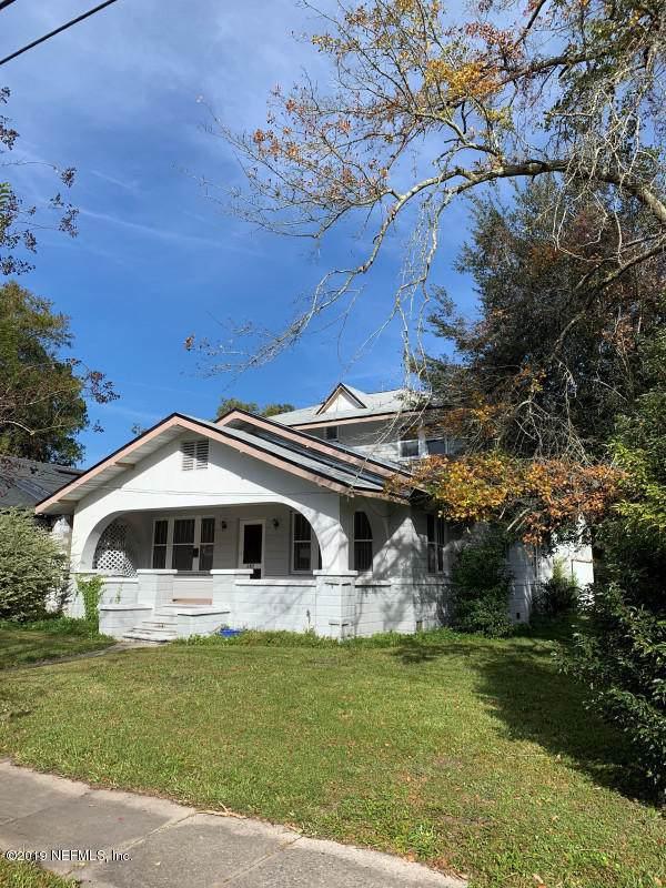 2819 College St, Jacksonville, FL 32205 (MLS #1028045) :: Berkshire Hathaway HomeServices Chaplin Williams Realty