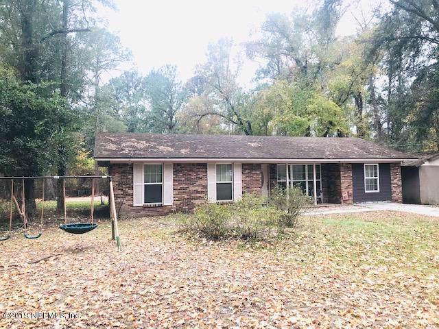 5754 Woodlawn Cemetery Rd, Macclenny, FL 32063 (MLS #1028692) :: Memory Hopkins Real Estate