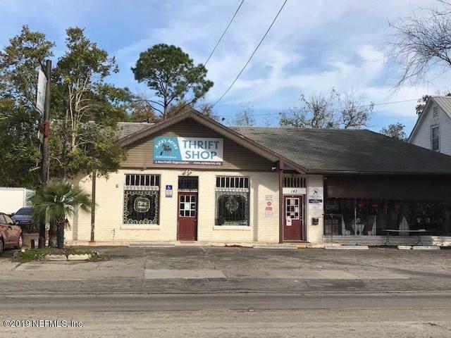 142 King St, St Augustine, FL 32084 (MLS #1028832) :: 97Park