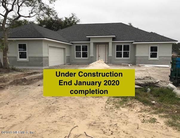 124 Adela St, St Augustine, FL 32086 (MLS #1029344) :: Cindy Jenkins Group