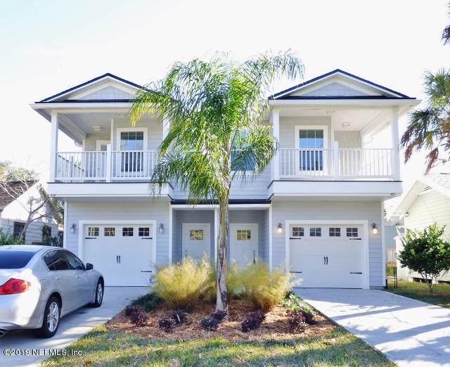 424 4TH Ave S, Jacksonville Beach, FL 32250 (MLS #1030727) :: Oceanic Properties