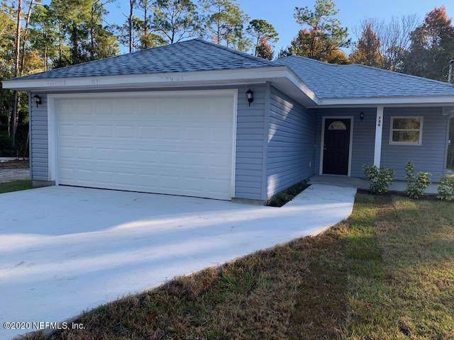 760 N Orange St, St Augustine, FL 32084 (MLS #1031345) :: The Hanley Home Team