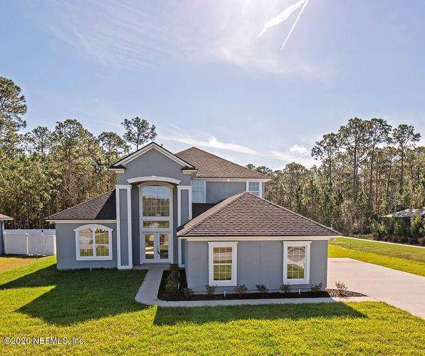 256 Moses Creek Blvd, St Augustine, FL 32086 (MLS #1031577) :: The Hanley Home Team
