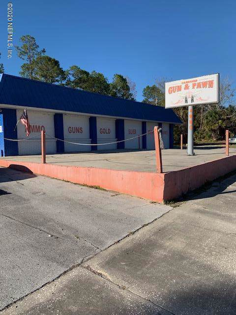 1401 N Temple Ave, Starke, FL 32091 (MLS #1031752) :: Summit Realty Partners, LLC