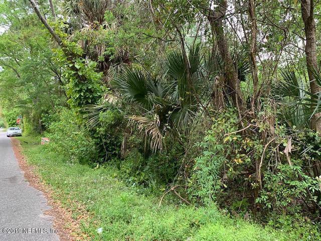 840 LOT 16 W 10TH St, St Augustine, FL 32084 (MLS #1032349) :: The Hanley Home Team