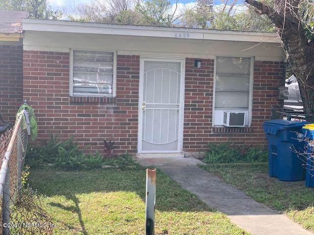 4526 Friden Dr, Jacksonville, FL 32209 (MLS #1032968) :: The Hanley Home Team