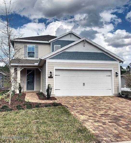 38 Crystal Crest Ln, St Augustine, FL 32095 (MLS #1033511) :: The Hanley Home Team