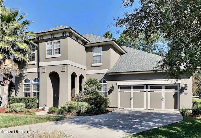 4416 Castle Palm Ct, Orange Park, FL 32065 (MLS #1033618) :: Bridge City Real Estate Co.