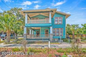 356 E 1ST St, Jacksonville, FL 32206 (MLS #1033818) :: The Hanley Home Team