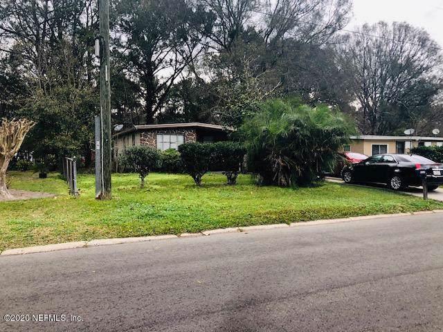 4131 Lockhart Dr, Jacksonville, FL 32209 (MLS #1033975) :: Sieva Realty