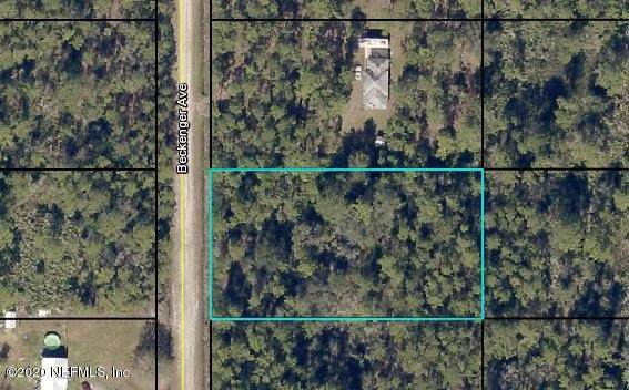 10450 Beckenger Ave, Hastings, FL 32145 (MLS #1034207) :: Berkshire Hathaway HomeServices Chaplin Williams Realty