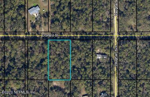 5015 Donald St, Hastings, FL 32145 (MLS #1034210) :: Berkshire Hathaway HomeServices Chaplin Williams Realty
