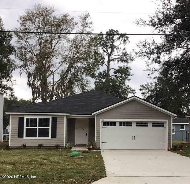 7816 Hammond Blvd, Jacksonville, FL 32220 (MLS #1034490) :: Berkshire Hathaway HomeServices Chaplin Williams Realty