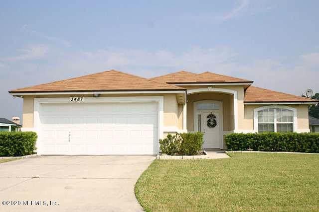 3487 Melissa Cove Way, Jacksonville, FL 32218 (MLS #1034544) :: EXIT Real Estate Gallery