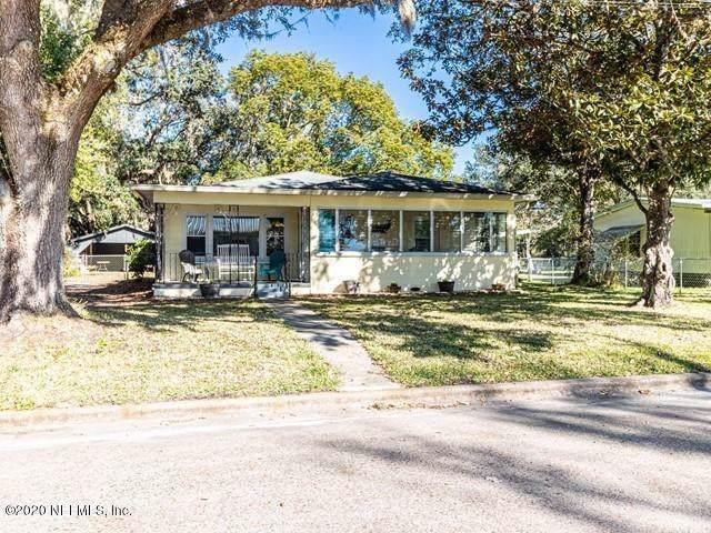 205 Lattin St, Hastings, FL 32145 (MLS #1034612) :: The Hanley Home Team
