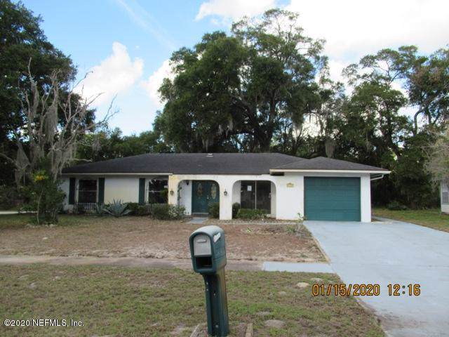 1132 Dorado Dr, St Augustine, FL 32086 (MLS #1034691) :: Noah Bailey Group