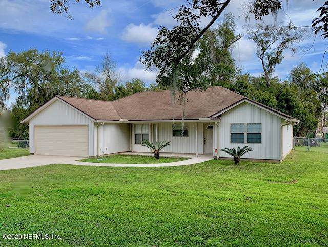 308 Highland Ave S, GREEN COVE SPRINGS, FL 32043 (MLS #1034872) :: The Hanley Home Team