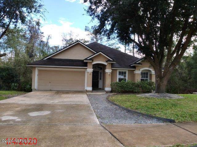 1443 Samantha Cir S, Jacksonville, FL 32218 (MLS #1035158) :: EXIT Real Estate Gallery