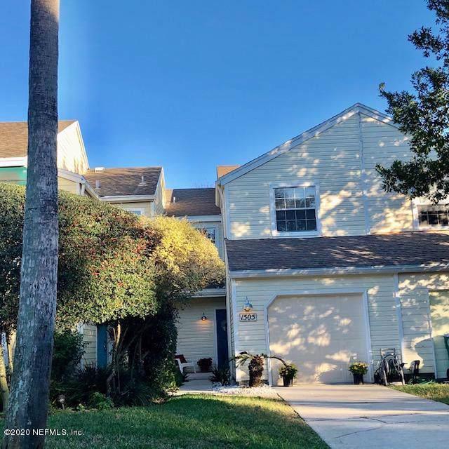 1505 W Spindrift Cir, Neptune Beach, FL 32266 (MLS #1035440) :: The Hanley Home Team