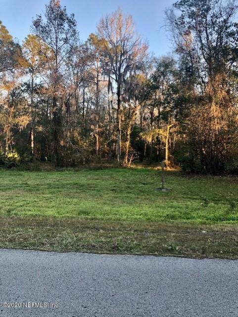 120 Jondabob Rd, GREEN COVE SPRINGS, FL 32043 (MLS #1035515) :: Berkshire Hathaway HomeServices Chaplin Williams Realty