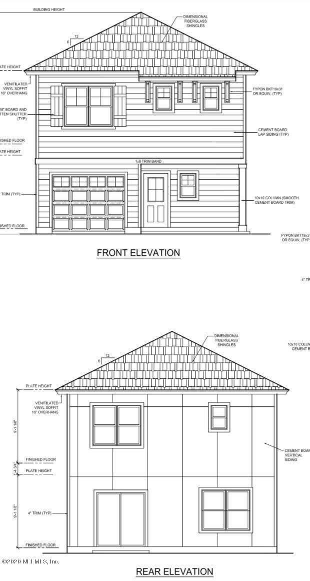 850 Bruen St, St Augustine, FL 32084 (MLS #1036652) :: The Hanley Home Team