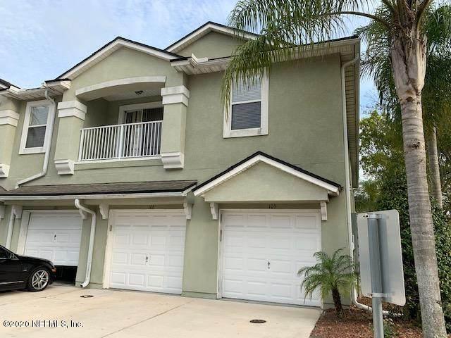 7028 Deer Lodge Cir #105, Jacksonville, FL 32256 (MLS #1037015) :: Ponte Vedra Club Realty