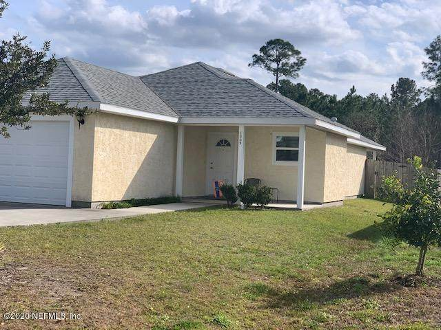1009 Aiken St, St Augustine, FL 32084 (MLS #1037289) :: The Hanley Home Team