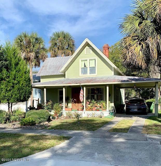 520 Kirby St, Palatka, FL 32177 (MLS #1037624) :: Memory Hopkins Real Estate