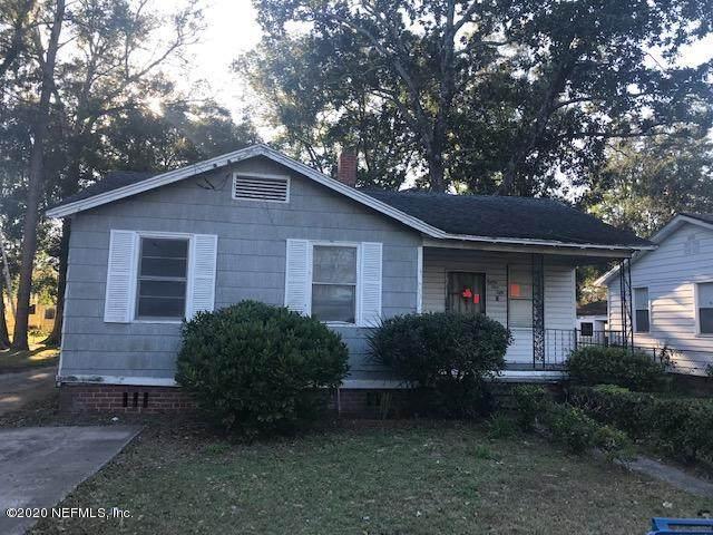 8150 Paul Jones Dr, Jacksonville, FL 32208 (MLS #1037833) :: Memory Hopkins Real Estate