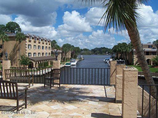 5375 Ortega Farms Blvd #803, Jacksonville, FL 32210 (MLS #1038027) :: Bridge City Real Estate Co.