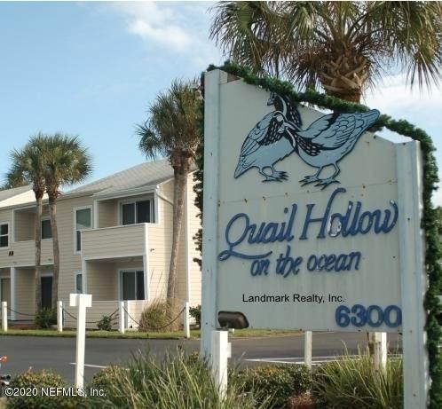 6300 A1a S B5-2U, St Augustine Beach, FL 32080 (MLS #1038070) :: Noah Bailey Group