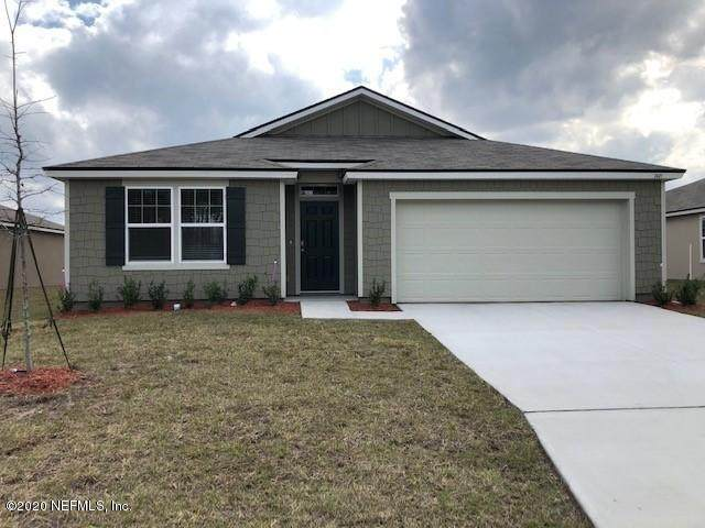 3601 Derby Forest Dr, GREEN COVE SPRINGS, FL 32043 (MLS #1038079) :: The Hanley Home Team