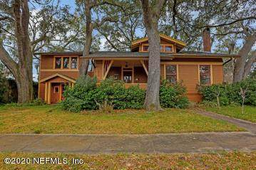 1776 Canterbury St, Jacksonville, FL 32205 (MLS #1038587) :: The Hanley Home Team