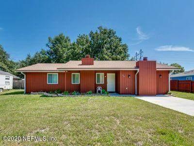 219 Segovia Rd, St Augustine, FL 32086 (MLS #1038710) :: The Volen Group | Keller Williams Realty, Atlantic Partners