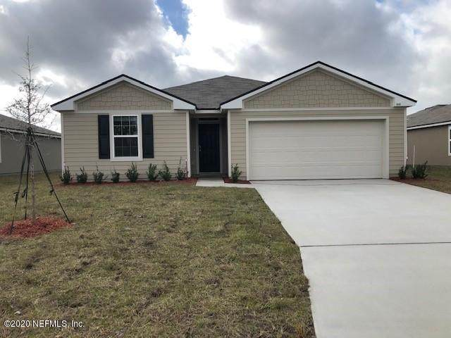 3605 Derby Forest Dr, GREEN COVE SPRINGS, FL 32043 (MLS #1038952) :: The DJ & Lindsey Team